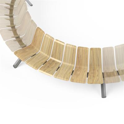Image for Ascent Single Back Convex 60deg