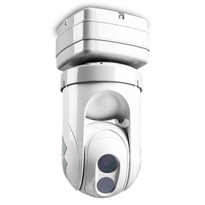 Image for D-Series - Long Range Thermal Security Camera
