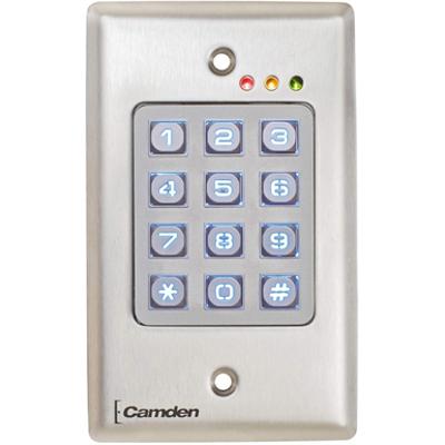 Image for Camden CM-120W-V2 Outdoor Metal Keypad