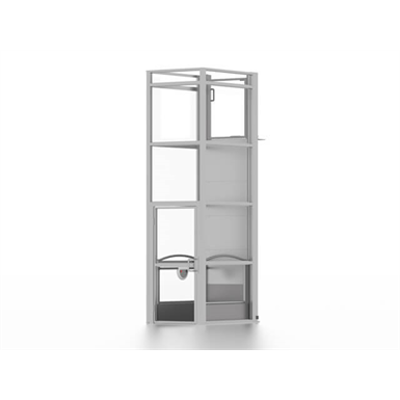 Image for Clarity 16 Enclosed Wheelchair Lift