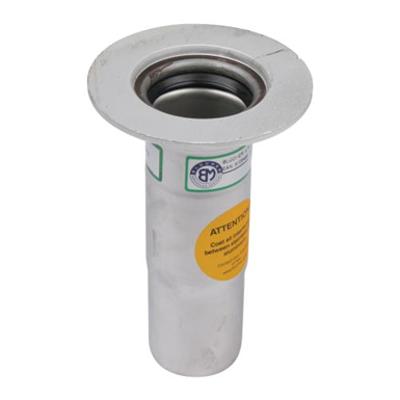 Image for Aluminum Deck Penetrations with Bi-Metal Welding Flange