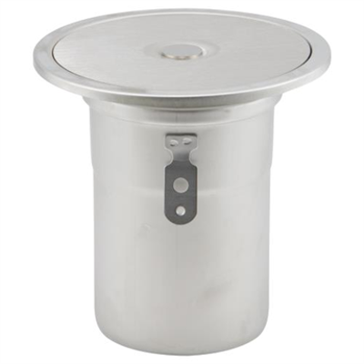 Image for BCO-140 - Floor Cleanout with Round Top, Pull Nipple