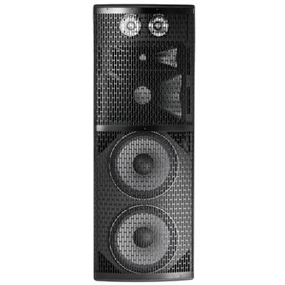 "imagem para MD49 - High Power 4-Way Loudspeaker with 2 x 15"" LF Driver"