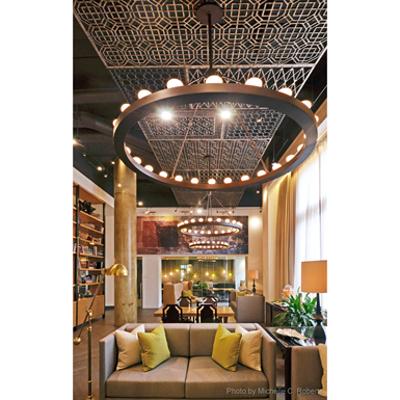 Tableaux Designer Grilles - Ceiling Treatment - C140902C2F000XX0EC 이미지