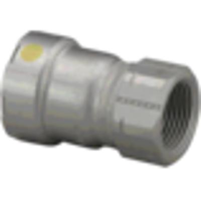 Image for MegaPressG Adapter - Carbon Steel - HNBR - P x FPT