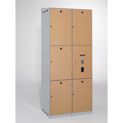 Image for Touch Personnel Deposit Locker