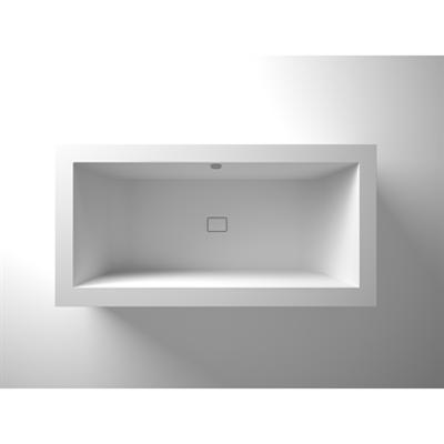 Image for HI-MACS® Bathtub CBT 160 70