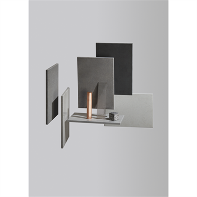 Image for HI-MACS® Sheets – Concrete collection