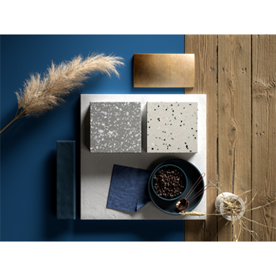 Image for HI-MACS® Sheets – Terrazzo collection