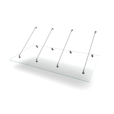Image for Easy Collection Console Stainless Tube 1200x2500