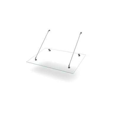 Image for Easy Collection Console Stainless Tube 1000x1500
