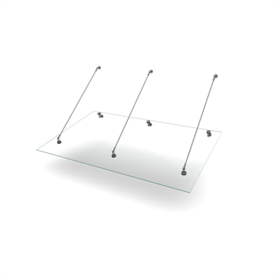 Image for Easy Collection Console Stainless Tube 1200x2000