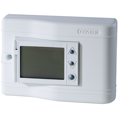 Image for RTL 520 Wall-mounted local unit with 0...10V and relay outputs (Multizone System)