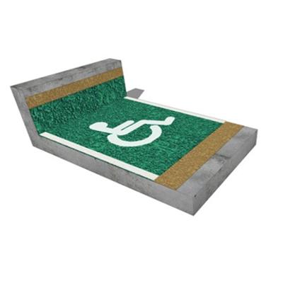 Image pour Revêtement pour rampes de parkings