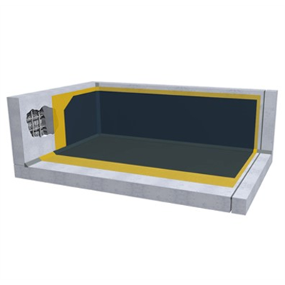 Image for Drinking water tank internal waterproofing - MasterSeal 6808