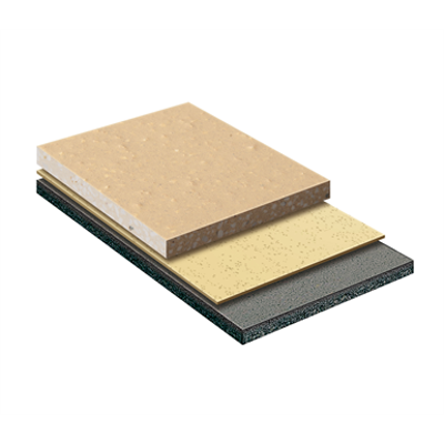 Image for Heavy duty polyurethane floor finish - Ucrete HF60RT