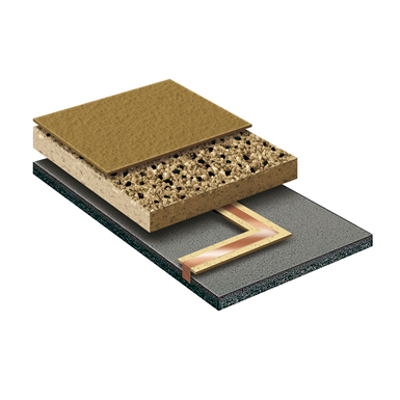 Image for Antistatic Defined Profile Heavy Duty Polyurethane Screed - Ucrete DP10AS