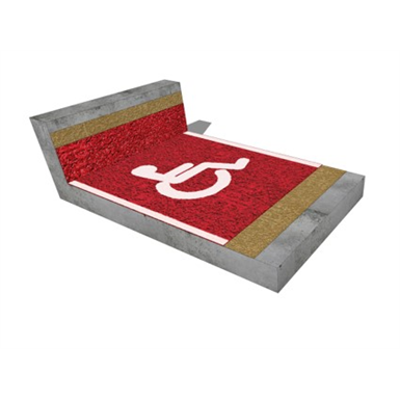 Image for Parking ramps trafficable WP system - MasterSeal Traffic 2260