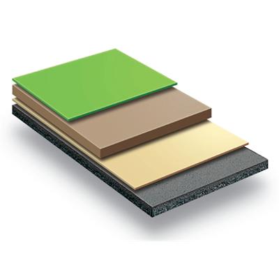 Image for Comfort polyurethane flooring system - MasterTop 1325