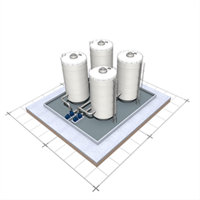 Image for Secondary Containment Bunds - Solutions