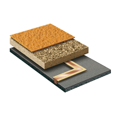 Image for Antistatic Defined Profile Heavy Duty Polyurethane Screed - Ucrete DP20AS