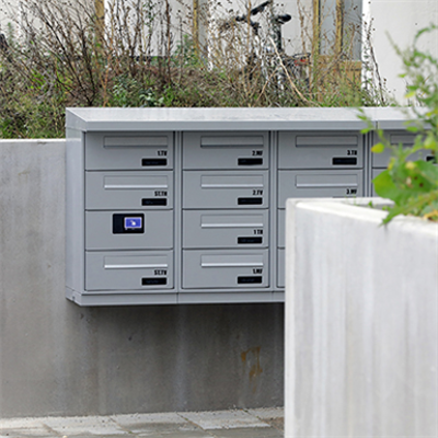 afbeelding voor Electronic mailbox, e-Line (711O-TM)