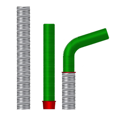 รูปภาพสำหรับ Recess Tube-Not Curved (Interruptions Deposit Expansion Joints And Recesses)