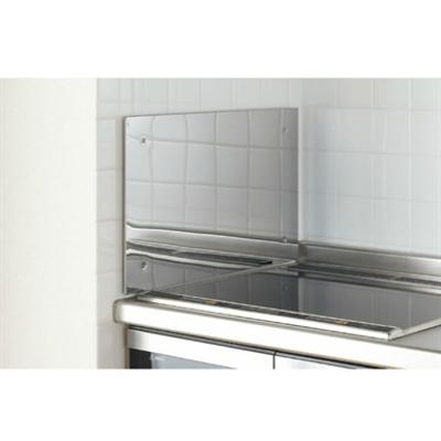 Image for BN550A 防熱板 側壁用・ステンレス製 IHヒーター用・IHヒーター据置タイプ用