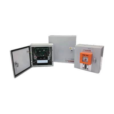 Image for C-SV Smoke ventilation control panel