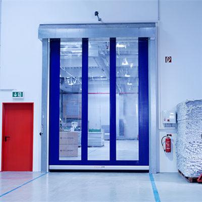 Image pour High-speed roll-up doors EFA-SRT®