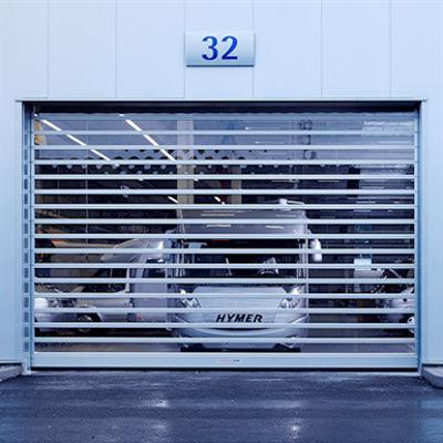 Image pour High-speed turbo-doors EFA-STT®