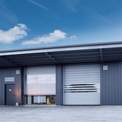 Image pour High-speed spiral doors EFA-SST®