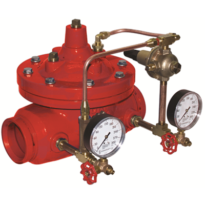 Image for ZW209FP Fire Protection Pressure Reducing Valve