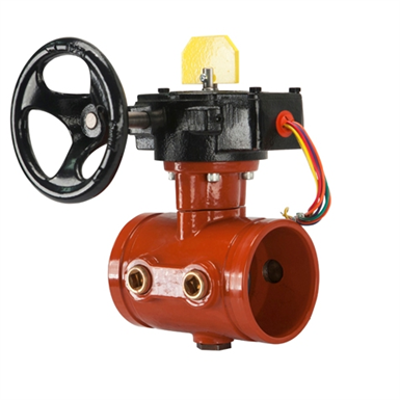 """Image for Model 49 Butterfly Valve, 2-1/2"""" to 10"""""""