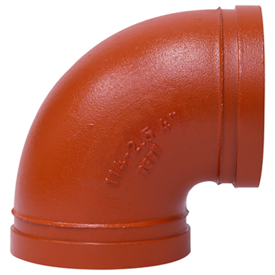 Image for FP52S - 90° Elbow Short Radius