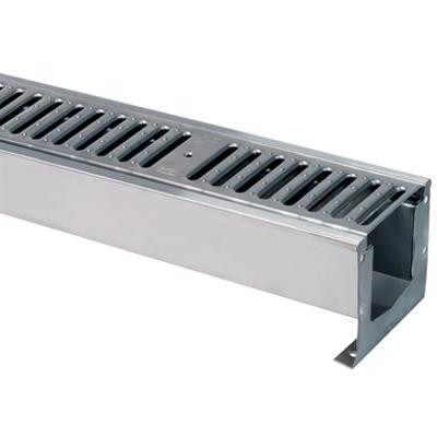 画像 Z890 Sani-Flo® Linear Trench Drain System