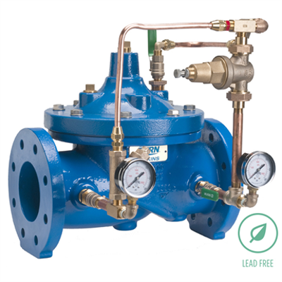 Image for ZW209 Pilot Operated Water Pressure Reducing Valve, Lead-Free*