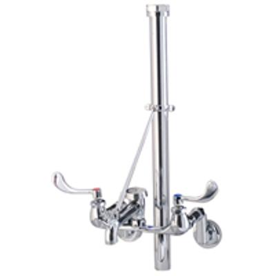 Image for Zurn Z60842AV-H AquaVantage® Exposed Flush Valve and Service Sink Faucet for Clinical Sink