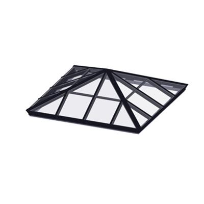 Image for Square Pyramid Skylight – Glass