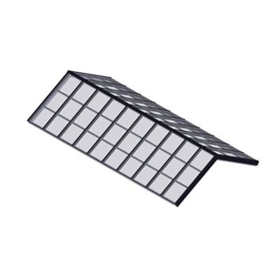 Image for Structural Ridge Skylight – Glass