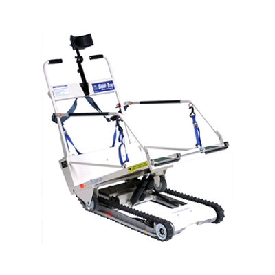 Image for Supertrac - Portable Inclined Wheelchair lift