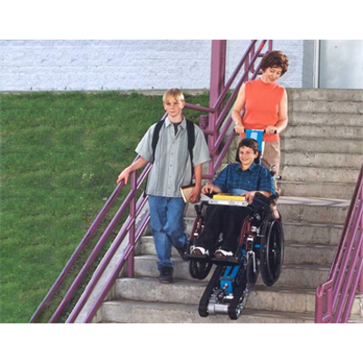 Image for Stairtrac - Portable Inclined Wheelchair Lift