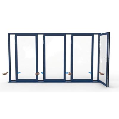 Image for Aluminum Folding Doors