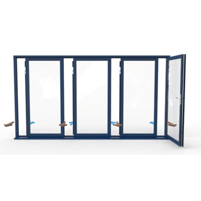Image for Vinyl Folding Doors