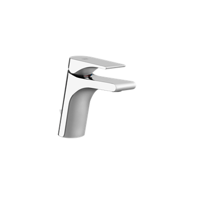 Image for EMPORIO - Basin mixer, flexible connections, with waste - 49001