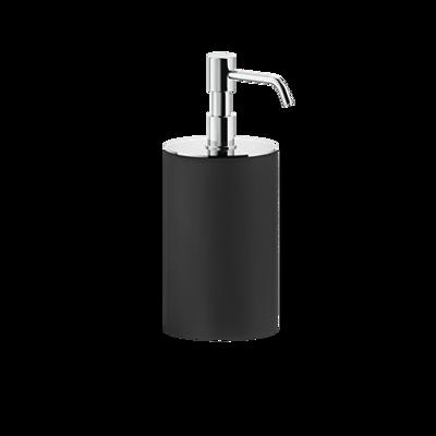 Image for RILIEVO-Black standing Soap dispenser - 59538