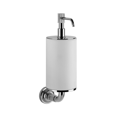 Image for 20VENTI - Wall-mounted white soap dispenser - 65413