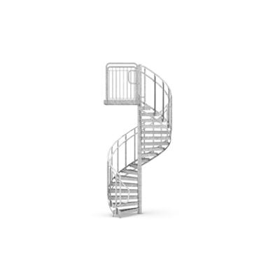 Image for Spiral Staircase, 20 steps per revolution