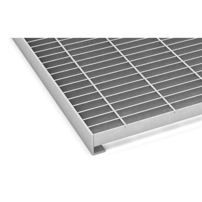 Image for Entrance grating N6, L-profile edge bar