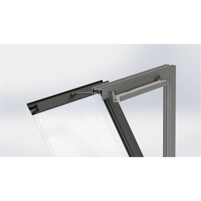 Image for Generic Bottom Hung Window with SECO N 24 25